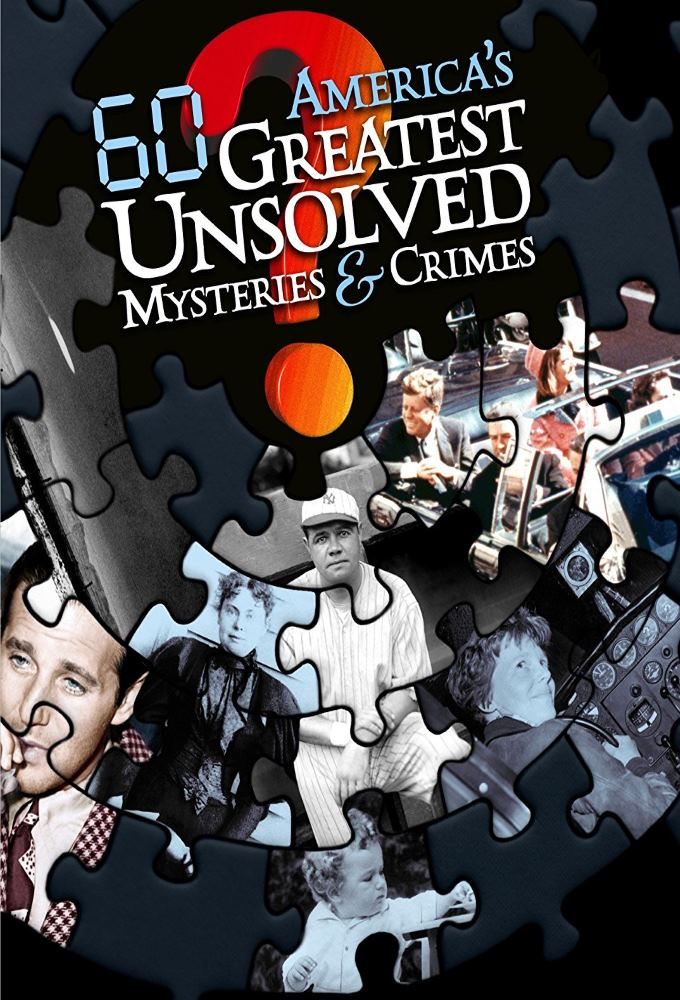 America's 60 Greatest Unsolved Mysteries and Crimes on FREECABLE TV