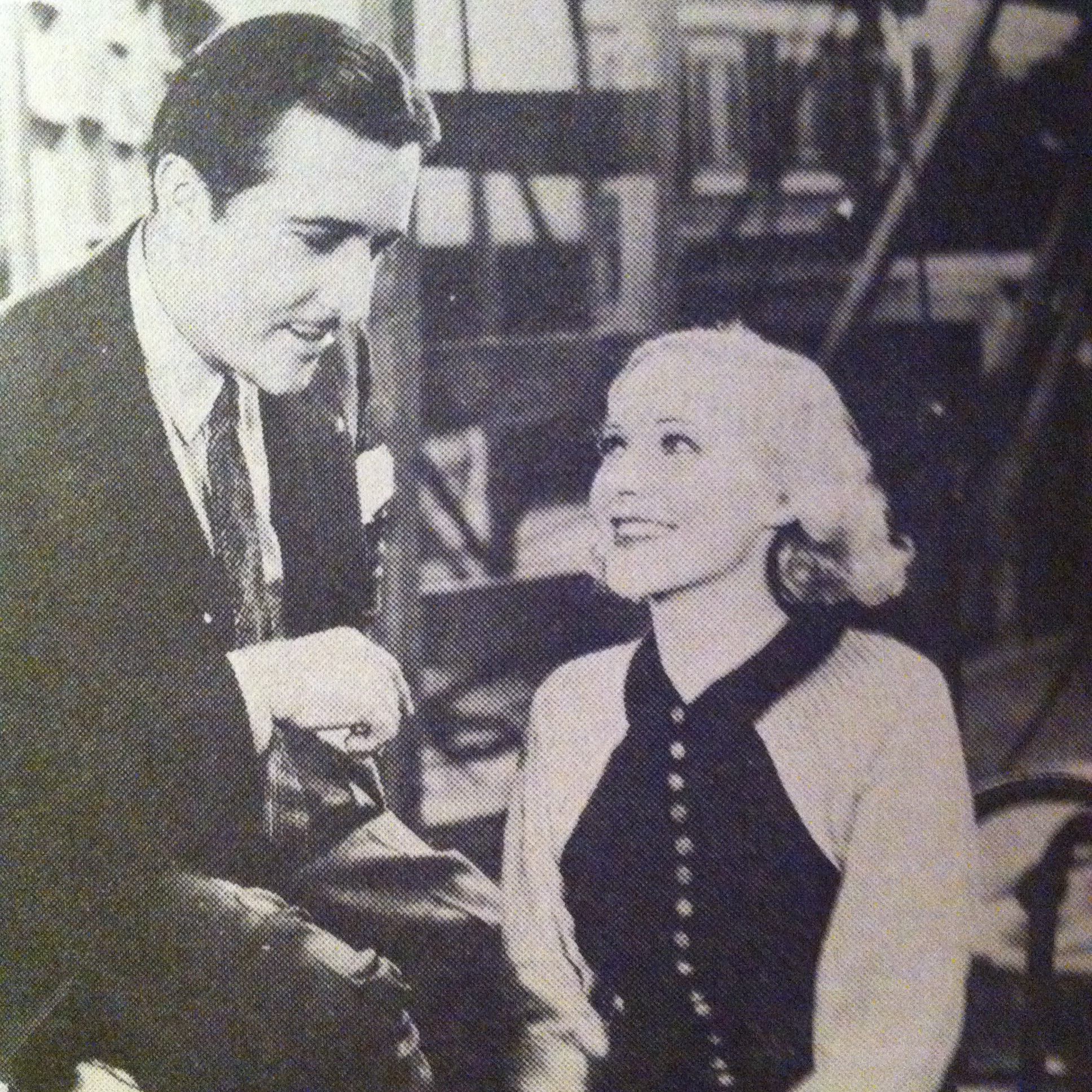 John Boles and Pat Paterson in Bottoms Up (1934)