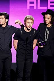 Harry Styles, Zayn Malik, Niall Horan, and One Direction in American Music Awards 2014 (2014)