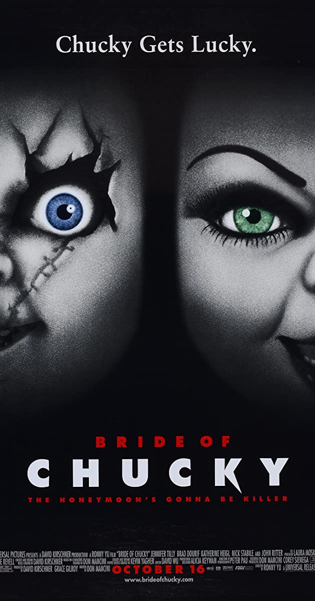 Subtitle of Bride of Chucky