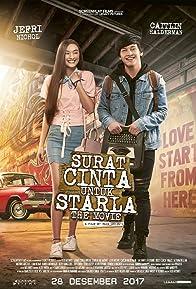 Primary photo for Surat Cinta Untuk Starla the Movie