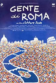 People of Rome Poster