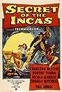 Secret of the Incas (1954) Poster