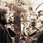 Alan Rickman and Uli Edel in Rasputin (1996)