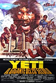 Yeti: Giant of the 20th Century (1977) Poster - Movie Forum, Cast, Reviews