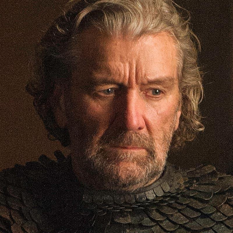 Clive Russell partner