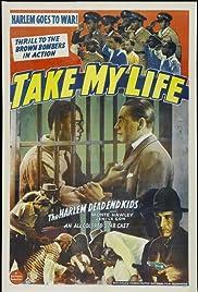 Take My Life Poster