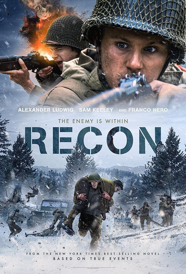 Recon 2020 English 720p HDRip 796MB | 300MB Download