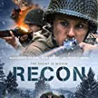 Franco Nero, Alexander Ludwig, Chris Brochu, and Sam Keeley in Recon (2019)