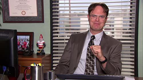 The Office: Office Is Not Happy