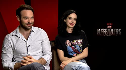 """The Defenders"" Reveal Things to Know About Jessica Jones and Krysten Ritter"