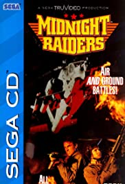 Midnight Raiders Poster