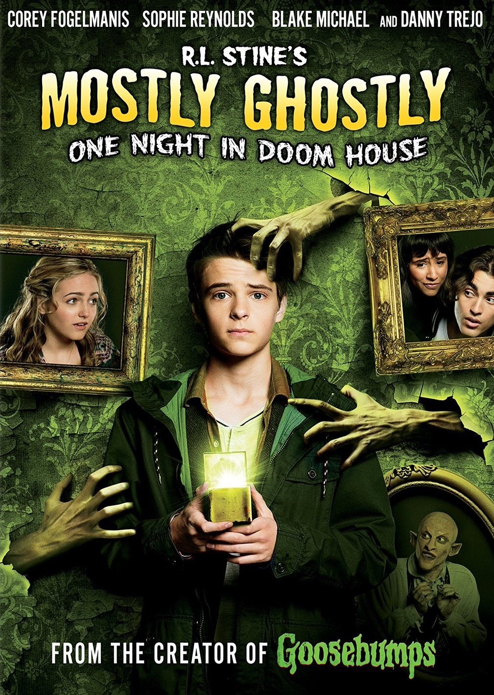 Have You Met My Ghoulfriend Mostly Ghostly 2 By Rl Stine