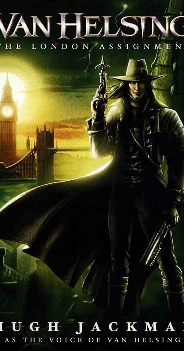 Van helsing: the london assignment movie download