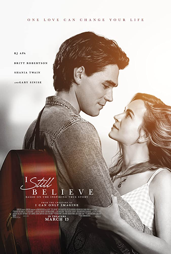 I Still Believe 2020 English 368MB HDRip Download