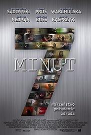 7 minut Poster