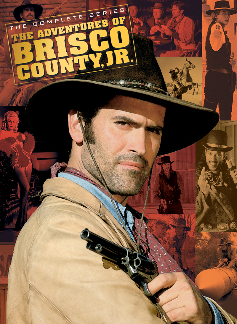 The Adventures of Brisco County, Jr. (TV Series 1993–1994) - IMDb