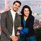 Serenay Aktas and Hasan Denizyaran in Kim Daha Mutlu? (2019)