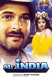 Mr. India Poster
