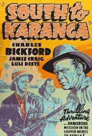 South to Karanga Poster