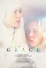 Say Grace Poster