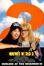 Mike Myers and Dana Carvey in Wayne's World 2 (1993)