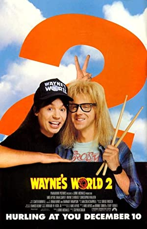 Wayne's World 2 Poster Image