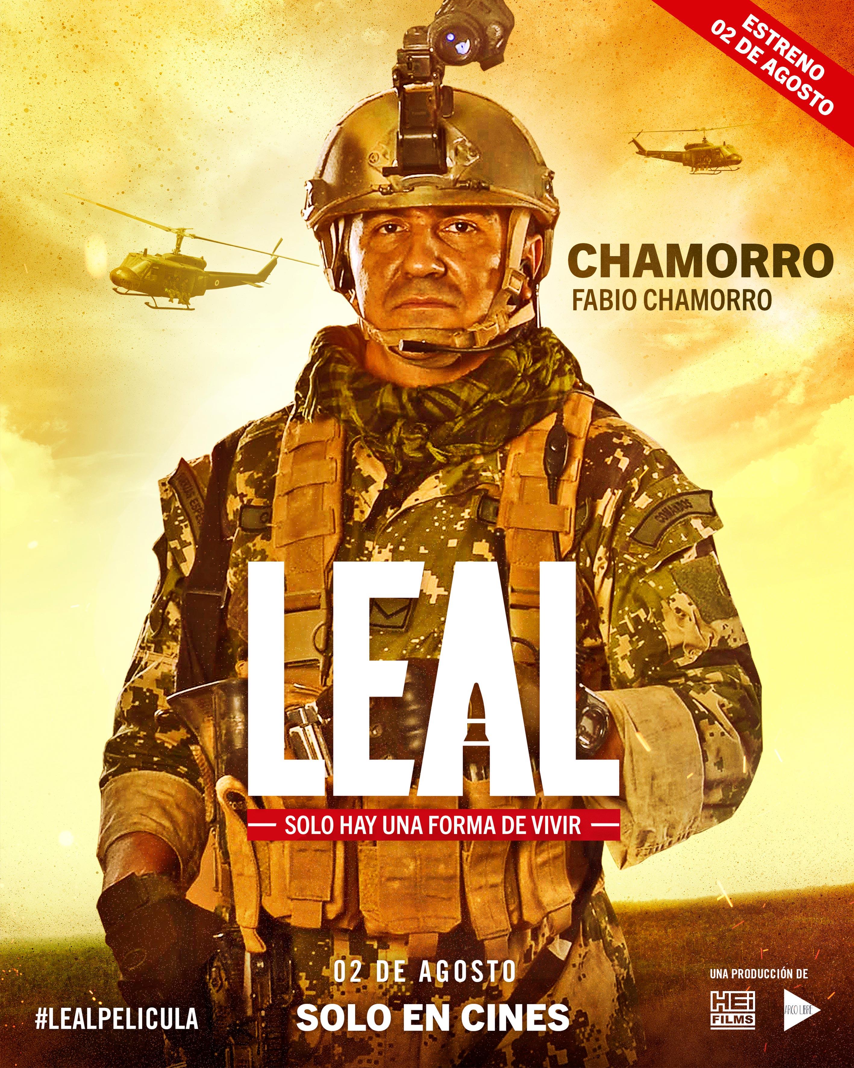 Leal, solo hay una forma de vivir (2018) Photo Gallery IMDb