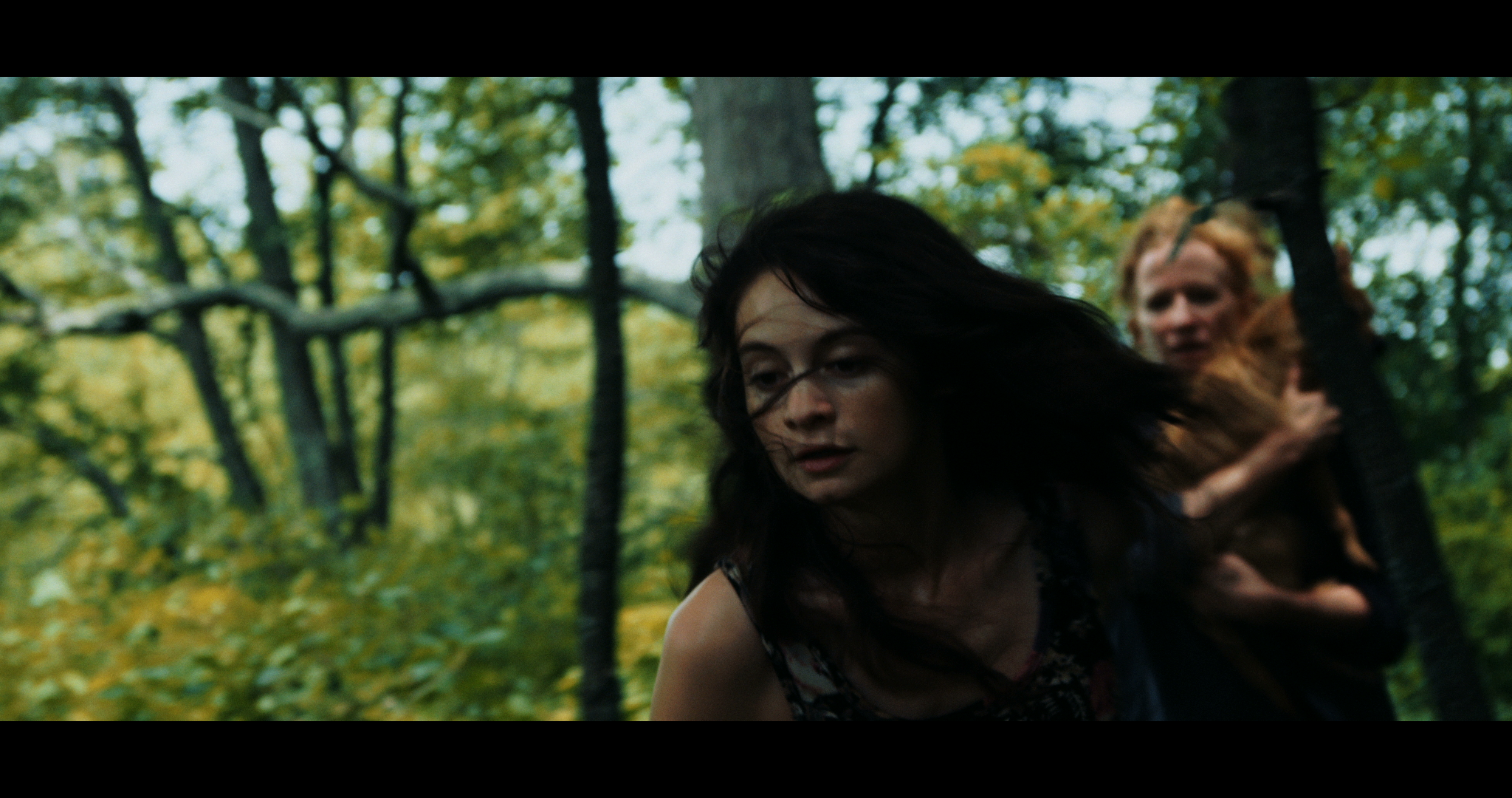 Johanna Day and Jordyn DiNatale in How Far She Went (2017)