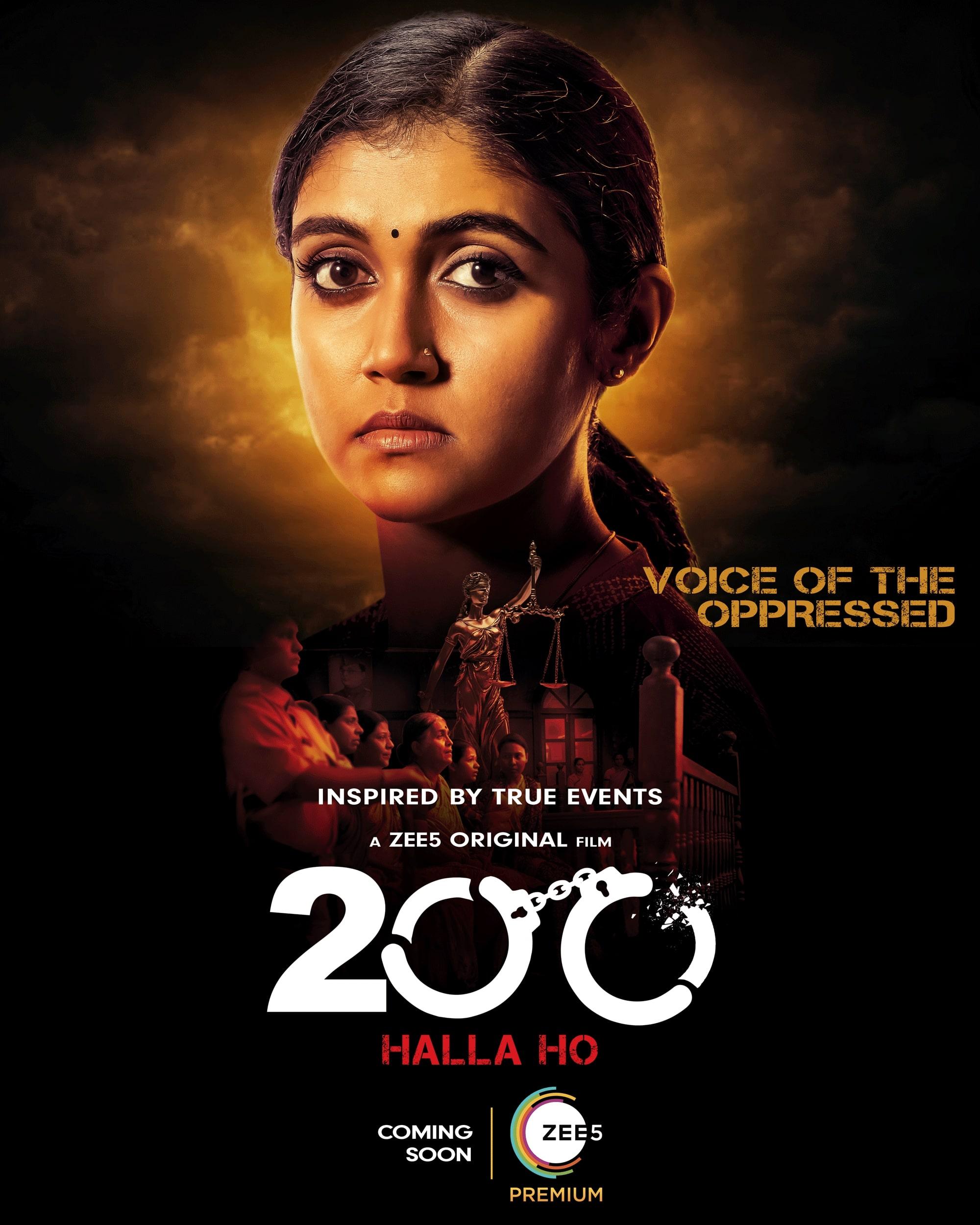 200: Halla Ho (2021) Full Movie Watch Online