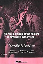 Guerillas in Pink Lace Poster