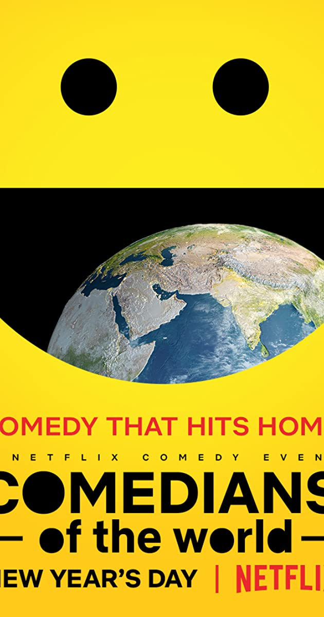 Download Comedians of the World or watch streaming online complete episodes of  Season1 in HD 720p 1080p using torrent