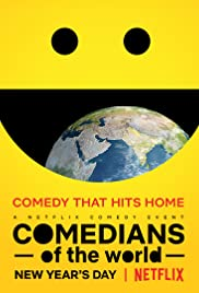 Comedians of the World Poster