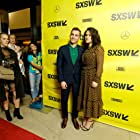 Dave Franco and Abbi Jacobson at an event for 6 Balloons (2018)