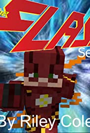 The Flash Minecraft Poster