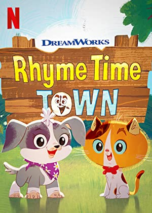 Where to stream Rhyme Time Town