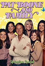 Pat Boone and Family Poster