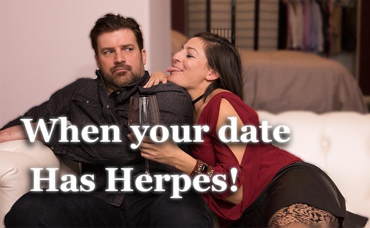 Dating man med herpes