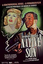 Native Son(1951) Poster - Movie Forum, Cast, Reviews