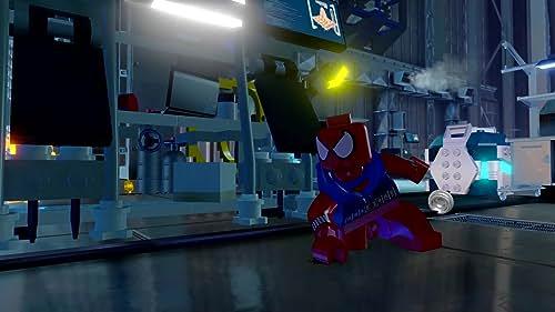 Lego: Marvel's Avengers: Spider-Man Pack Vignette (UK)