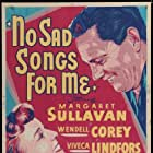 Wendell Corey and Margaret Sullavan in No Sad Songs for Me (1950)