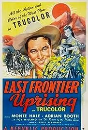 Last Frontier Uprising Poster