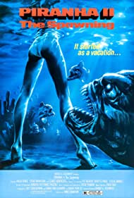 Piranha Part Two: The Spawning (1981)