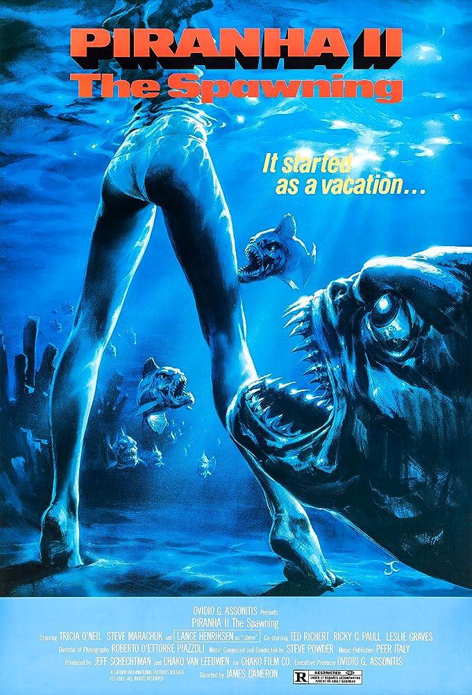 Piranha II: The Spawning download