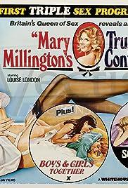 Mary Millington's True Blue Confessions (1980) 1080p