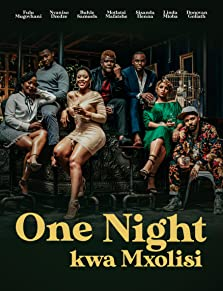 One Night kwa Mxolisi (2021 TV Movie)