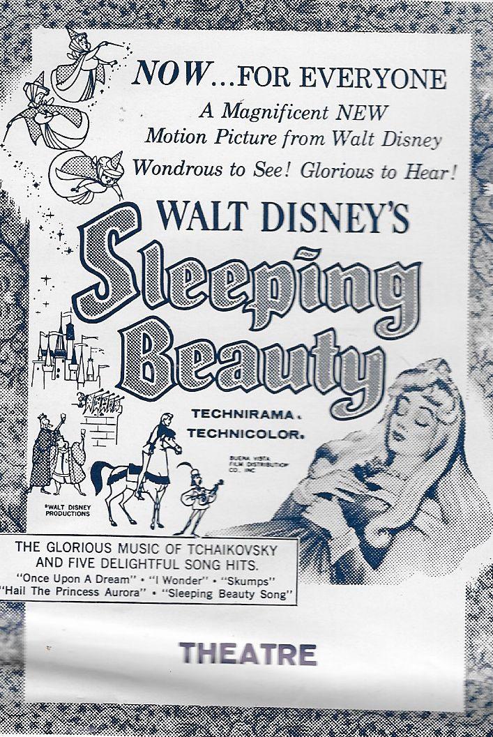 Mary Costa in Sleeping Beauty (1959)