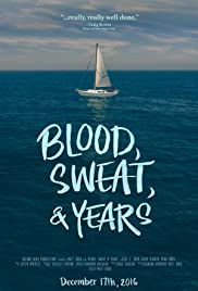 Blood, Sweat & Years Poster