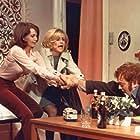 Jesper Langberg, Lene Maimu, and Lene Vedsegård in Man sku' være noget ved musikken (1972)