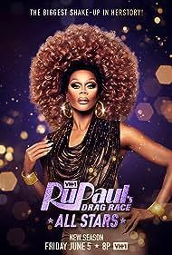 RuPaul in RuPaul's Drag Race All Stars (2012)